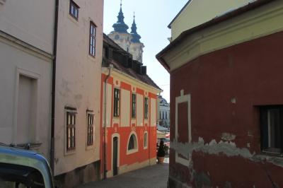 Eger utcakép 1.